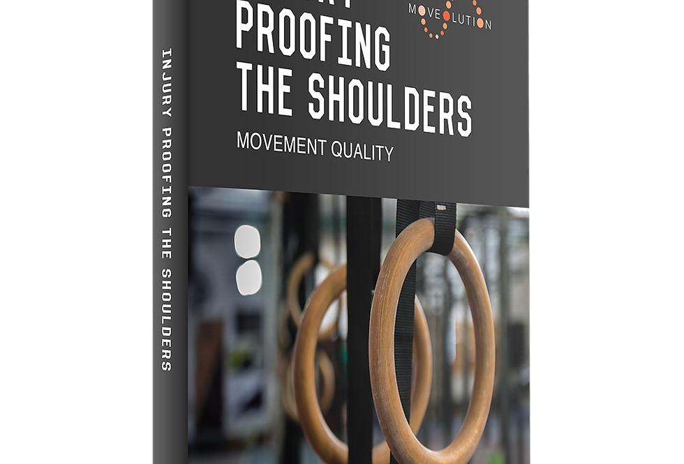 Injury Proofing The Shoulders