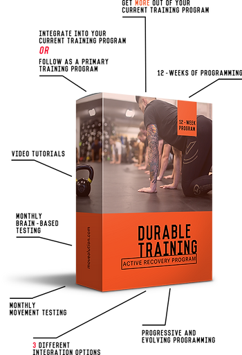 Durable Training 12-Week Product Image w