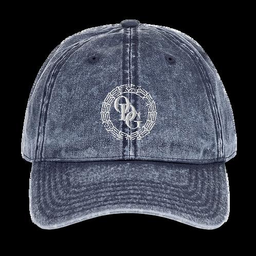Vintage Cotton Twill ODG Cap