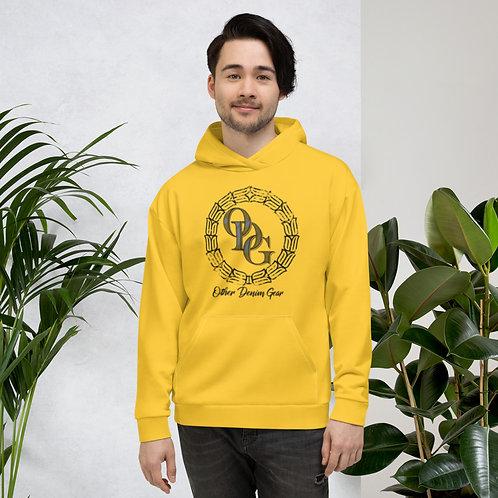 Unisex ODG Sol Yellow Hoodie