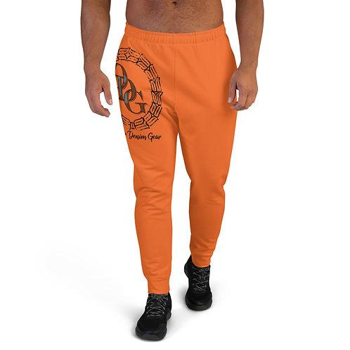 Men's ODG STATEMENT Orange Joggers