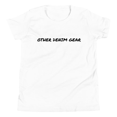 Youth OtherDenimGear Short Sleeve T-Shirt
