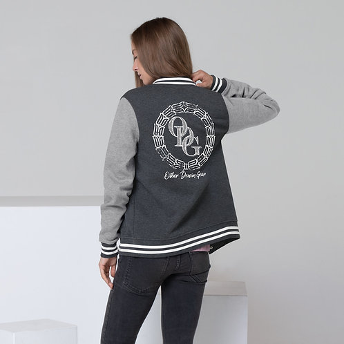 Women's ODG Letterman Jacket