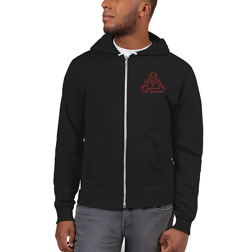OtherDenimGear Zip Hoodie sweater