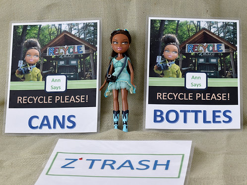 Recycle Sign Kit