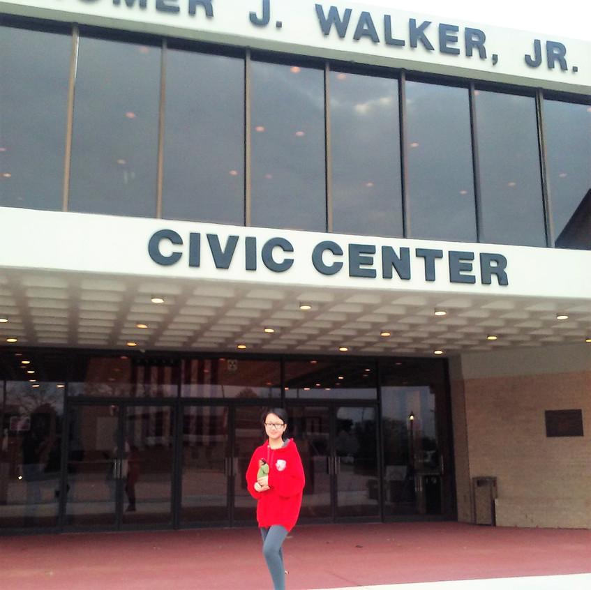 Homer J. Walker Civic Center