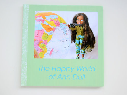 The Happy World of Ann Doll Book