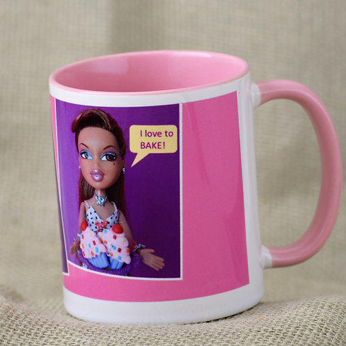 Ginger Crocker - Mug