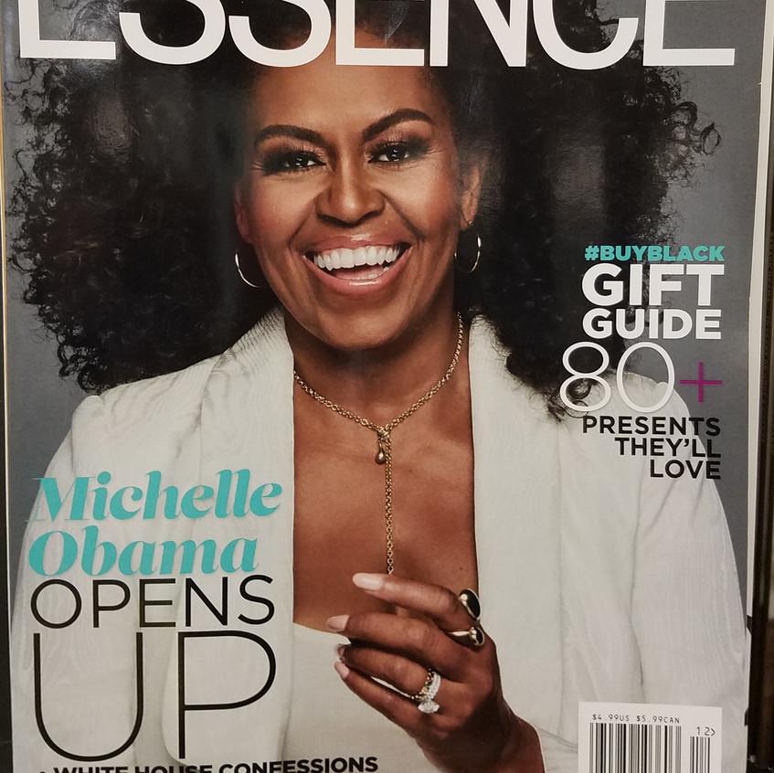 Essence Magazine_Michelle Obama