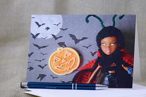 Halloween - Blank Notecard