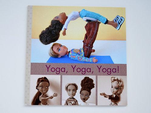 Yoga, Yoga, Yoga Book