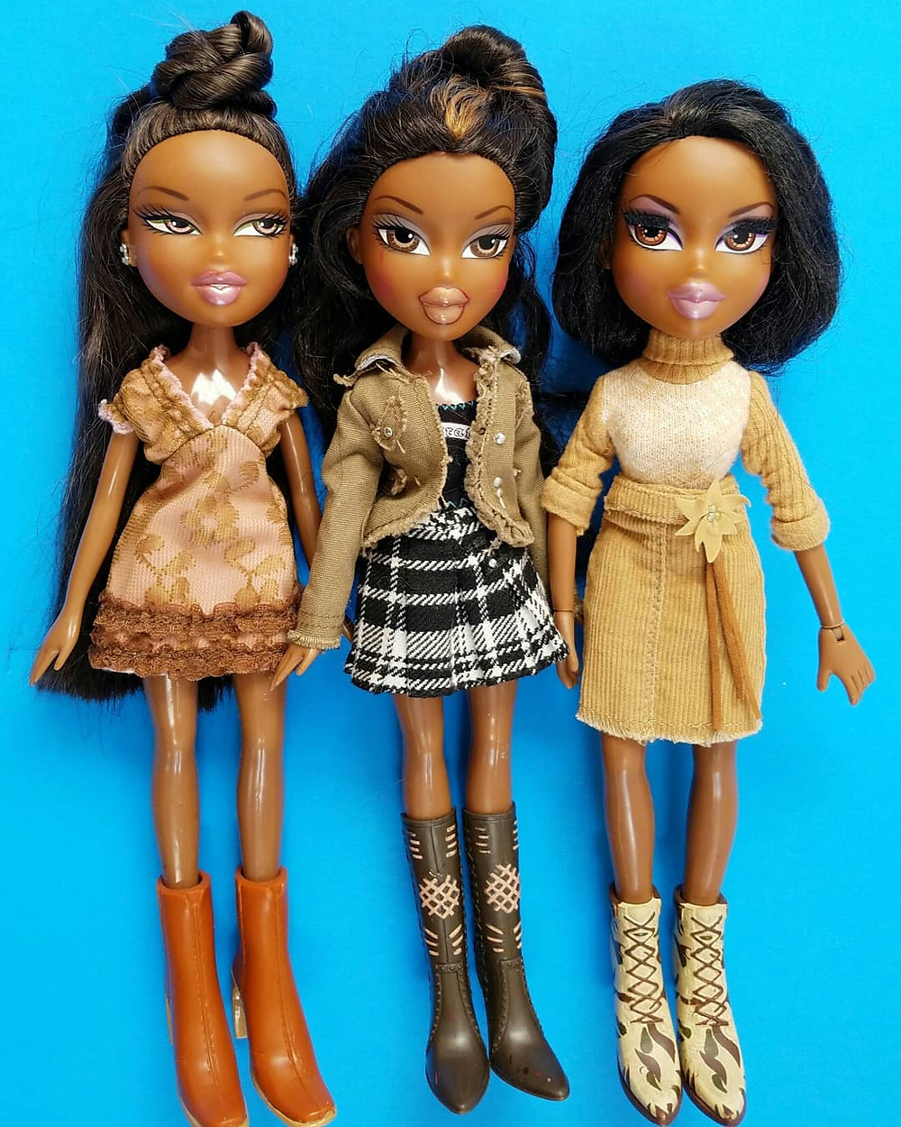 Hidden Figures: doll version