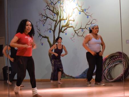 Afro-Cuban Dance