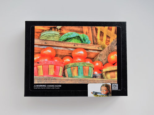 Tomatoes & Cabbage Puzzle