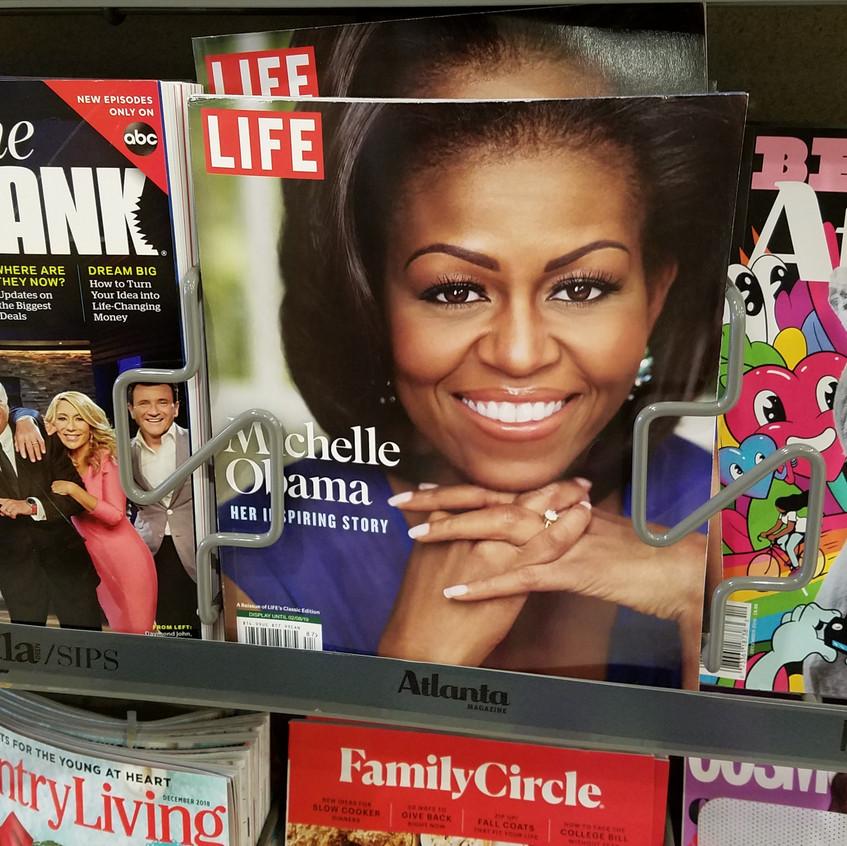 Life Magazine_Michelle Obama