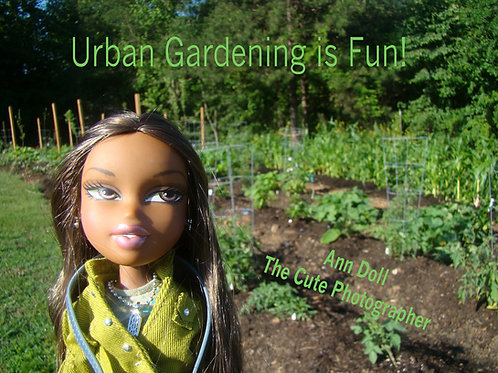 Urban Gardening is Fun! - 4 x 6 Print