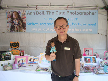 Day One - Decatur Book Festival