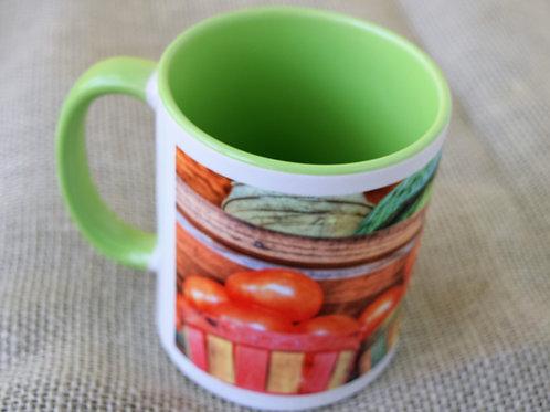 Tomatoes & Cabbage - Mug