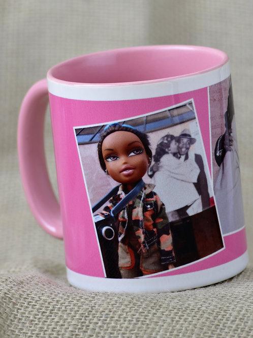 The Kiss - Mug