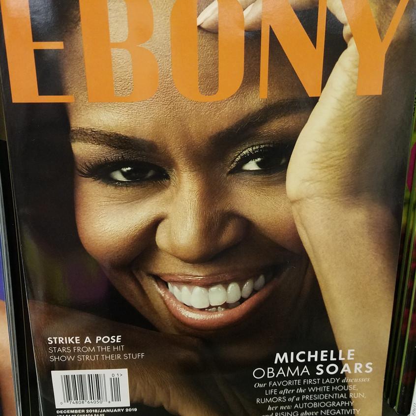 Ebony Magazine_Michelle Obama