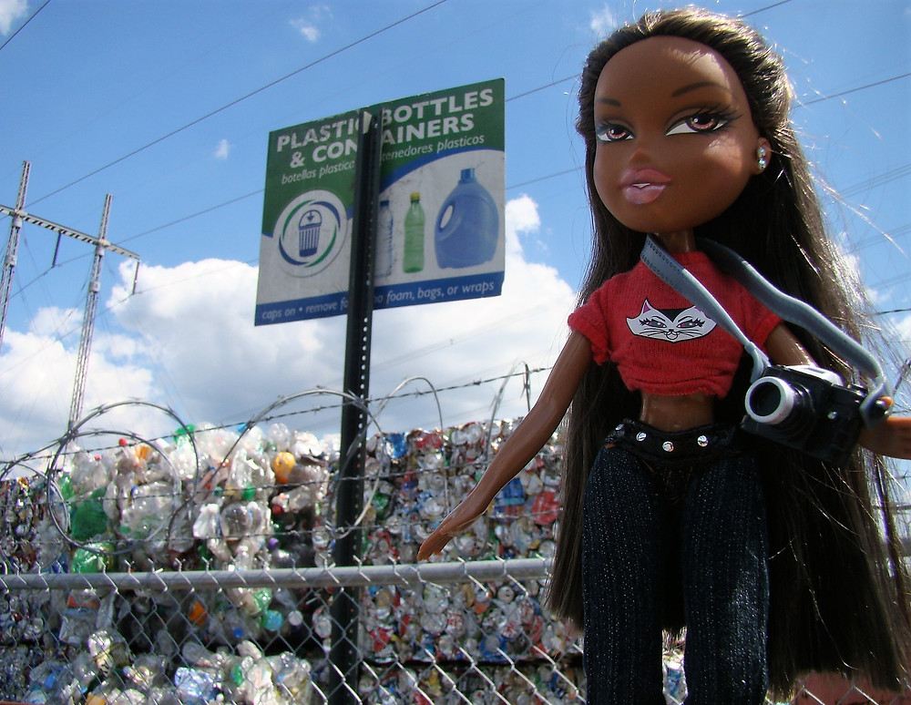Recycle Plastic Containers and Bags