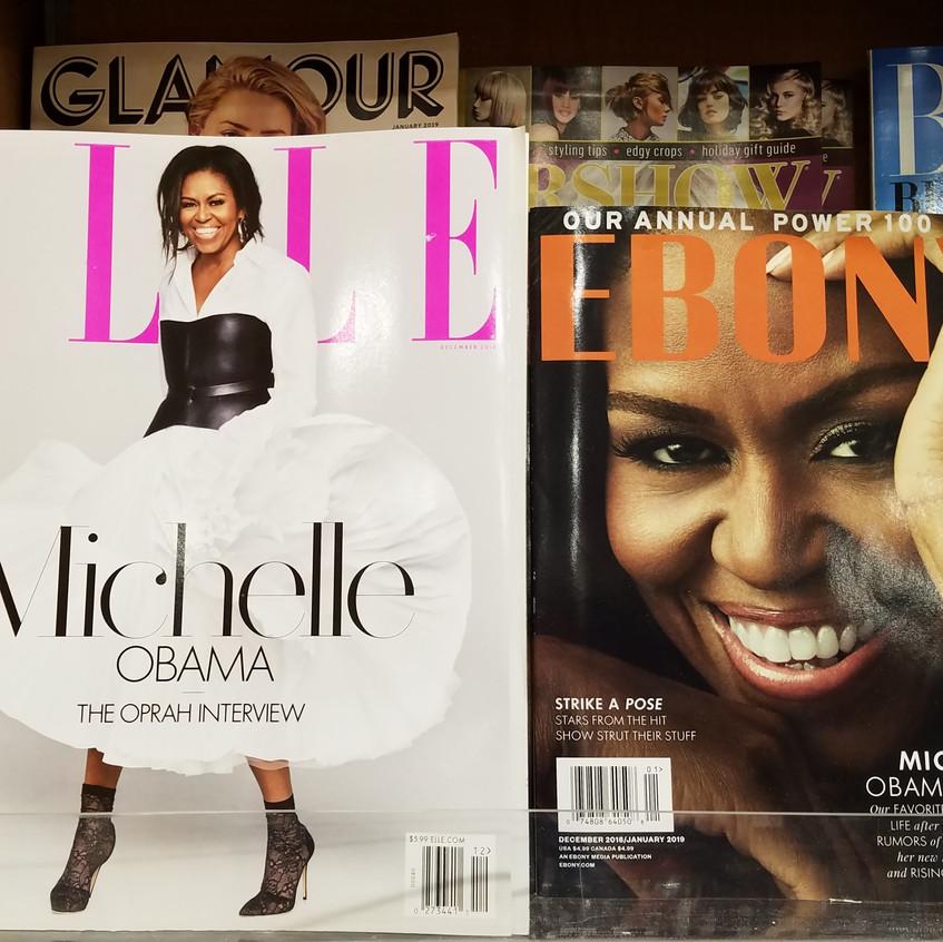 Elle Magazine_Michelle Obama