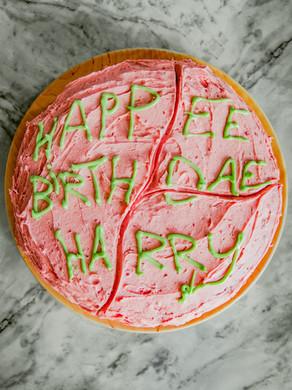 Harry Potters bursdagskake