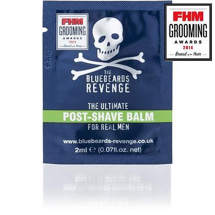 Bluebeards Revenge Post Shave Balm Sachet