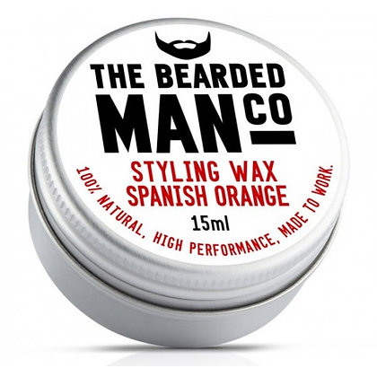 Bearded Man Spanish Orange Wax - 15ml