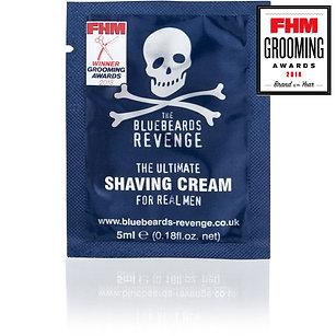Bluebeards Revenge Shaving Cream Sachet