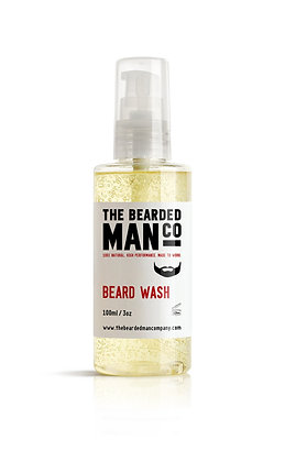 Bearded Man Beard Wash - 100ml