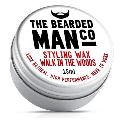 Bearded Man Walk in the Woods Wax - 15ml