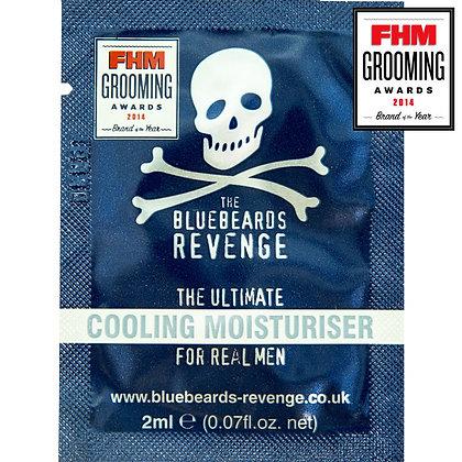 Bluebeards Revenge Cooling Moisturiser Sachet