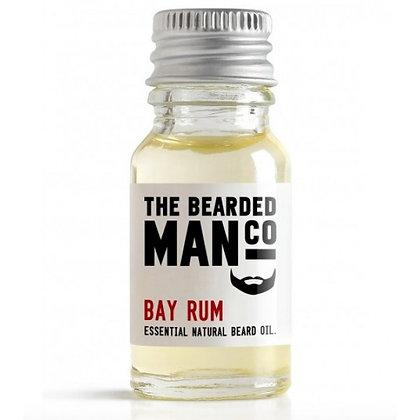 Bearded Man Bay Rum Oil - 10ml