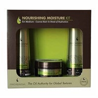 Macadamia Professional Nourishing Moisture Travel Essentials Kit
