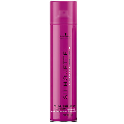 Schwarzkopf Silhouette Hairspray - Colour Brilliance