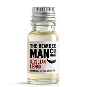 Bearded Man Sicilian Lemon Oil - 10ml