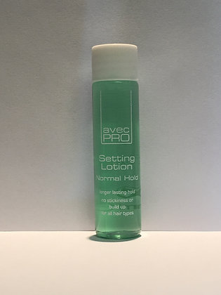 avec PRO Setting Lotion (Normal Hold) - 20ml