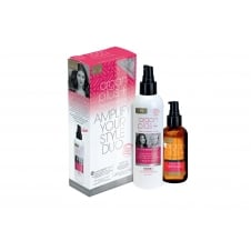 Argan Plus+ Amplify Your Style Duo Pack