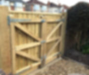 Stewart Bros Fencing, gates made and installed in Bournemouth