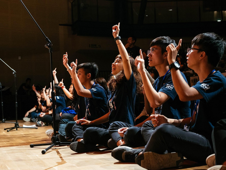 2019 Huatung Choir Camp