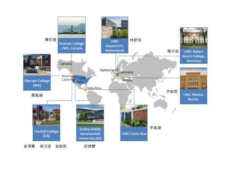 Junyi Innovative Study Abroad Program: The Unconventional Path