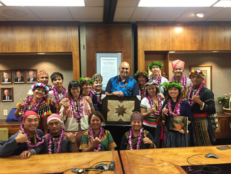 Hawaii 2018 Cultural Sustainability Educational Tour