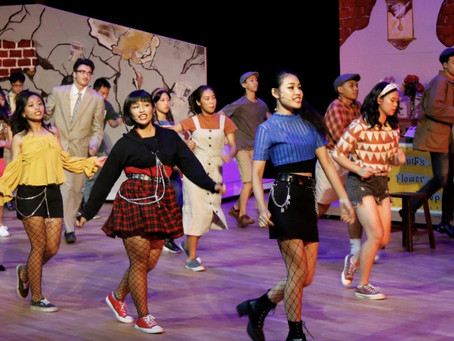 Junyi School of Innovation presents the Little Shop of Horrors