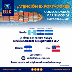 Nuevo: Servicio Semanal de Exportación LCL