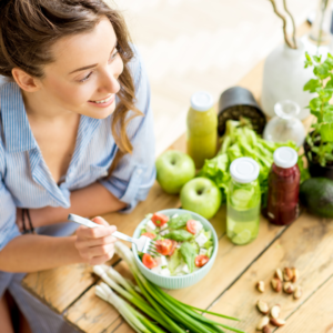 How to make the best out of quarantine-healthy-eating-habits
