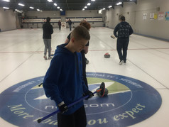 High School Curling