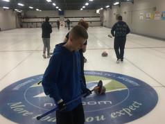 High School Curling