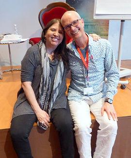 Vianna Stibal & Guy Barrière St Gallen 06.2016