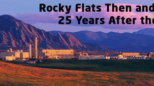 Arvada Center Festival about Rocky Flats June 6-9